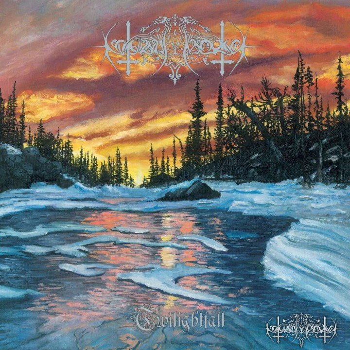 """""""Twilightfall"""" - видання на вінілі від Osmose Productions"""