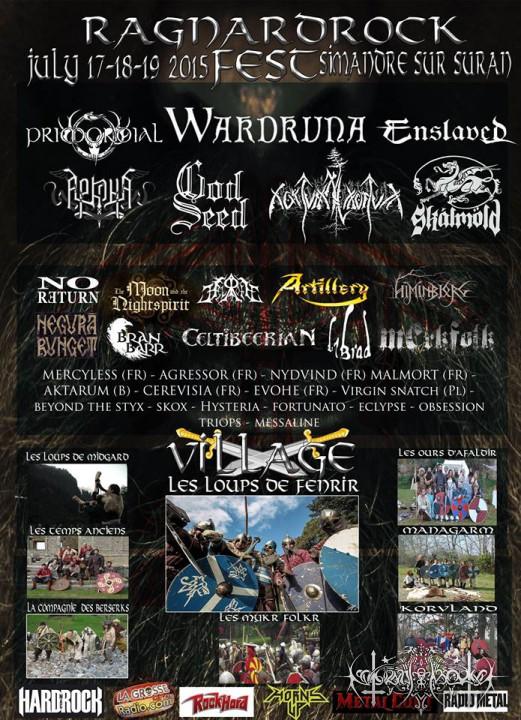 Ragnard ROCK Festival 2015