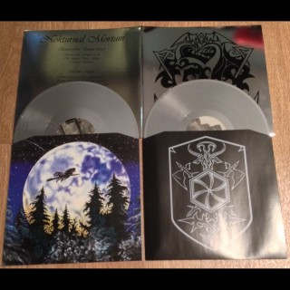 Return of the Vampire Lord/Marble Moon 2LP