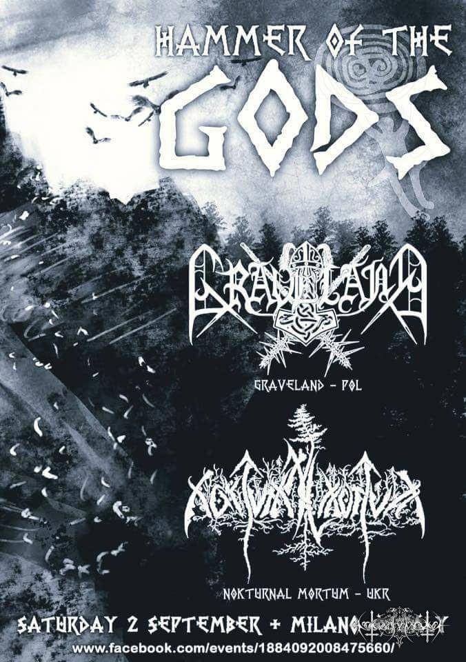 Hammer of the Gods fest