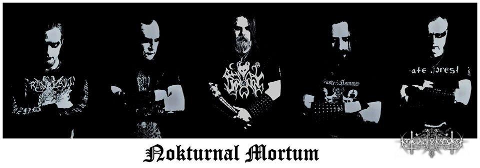 New NOKTURNAL MORTUM line-up