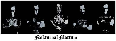 New NOKTURNAL MORTUM line-up